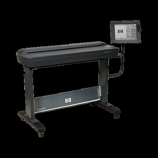 HP Designjet HD Scanner, CQ654A
