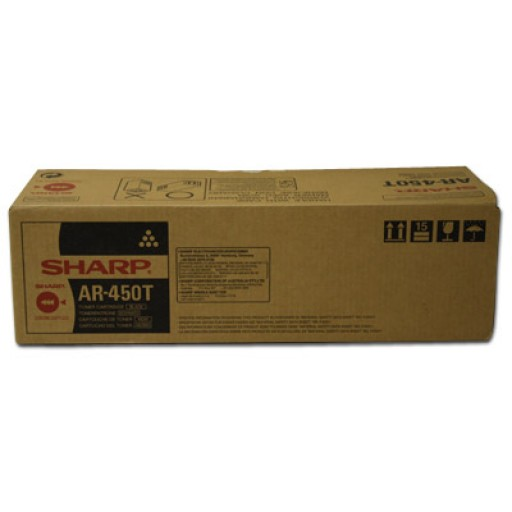 Sharp AR450LT Toner Cartridge - Black Genuine
