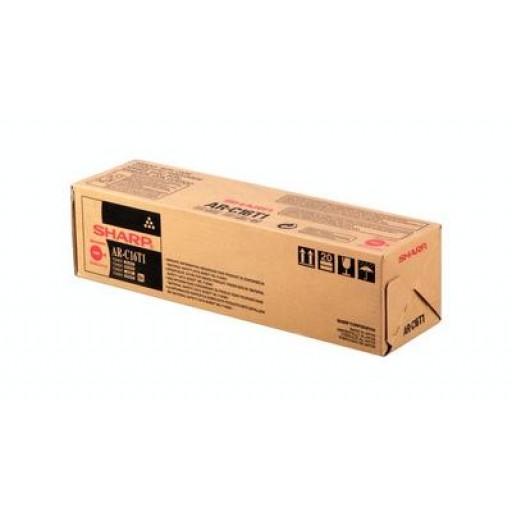 Sharp AR-C16T1 Toner Cartridge, ARC150, ARC160, ARC250, ARC270, ARC330 - Black Genuine