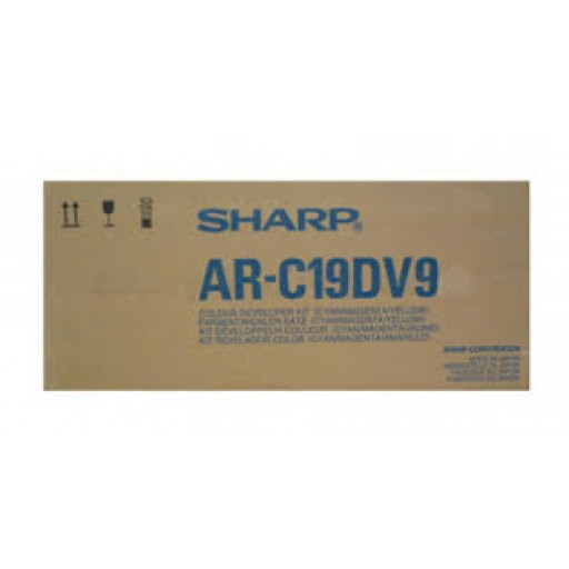 Sharp AR-C19DV9 Developer kit, AR C100, C150, C160, C250, C330 - Colour Genuine