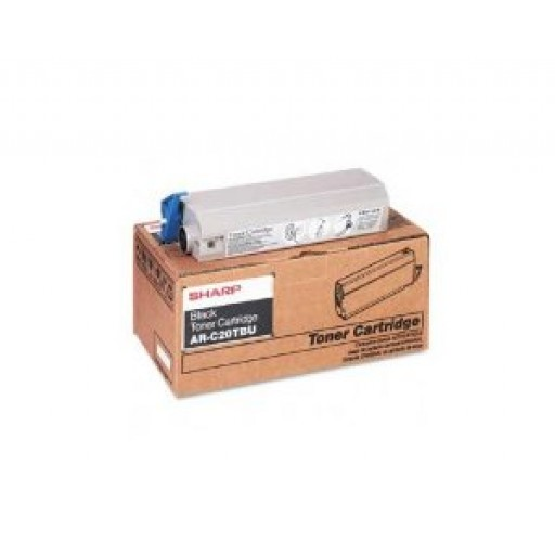 Sharp AR-C20TBU, Toner Cartridges Black, AR C200, C240- Original
