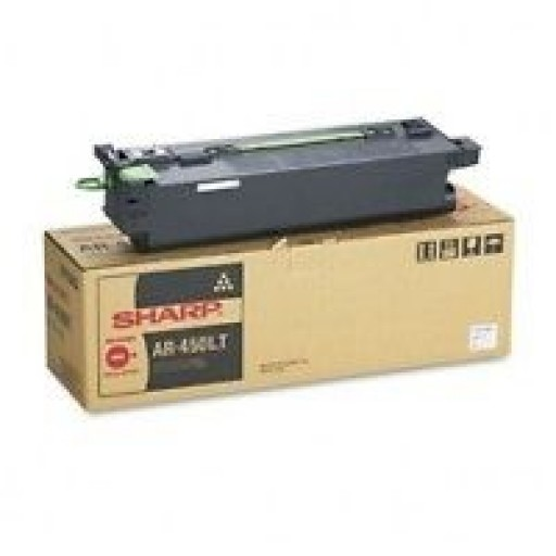 Sharp AR-M450LT Toner Cartridge, AR M350, M450, P300, P350, P450 - Black Genuine