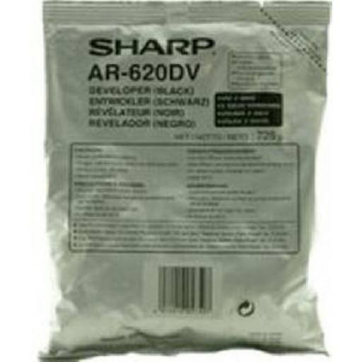 Sharp AR620DV Developer MX-M550, MX-M620, MX-M700, ARM550, ARM620, ARM700 - Black Genuine