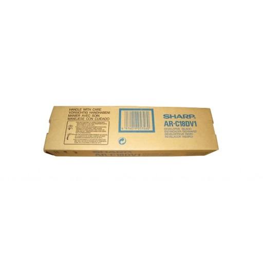 Sharp ARC18DV Developer Kit, AR C270, C160, C330 - Black Genuine