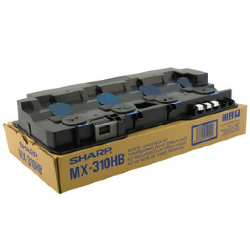 Sharp MX-310HB Waste Toner Bottle, MX 2301, 2600, 3100, 4100, 4101, 5000, 5001 - Genuine