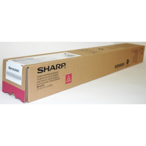 Sharp MX-62GTMA Toner Cartridge Magenta, MX-6240N, MX-7040N- Original