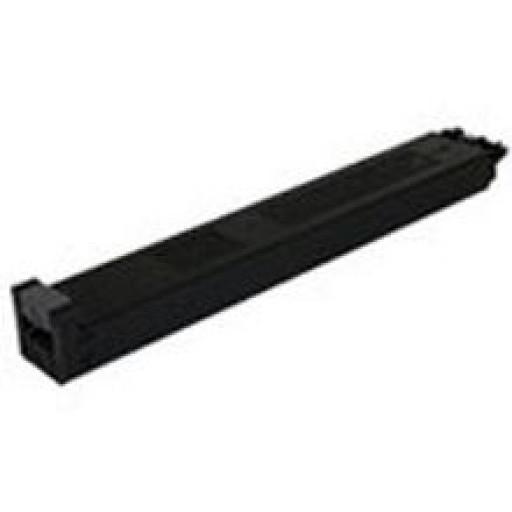 Sharp MX18GTBA, Toner Cartridge Black, MX-1800- Original