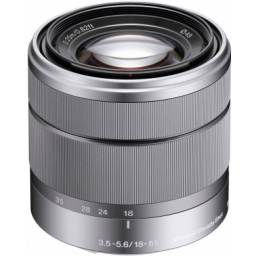 Sony 18-55mm Zoom Lens