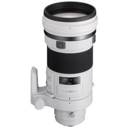 Sony Sal300f28g - 300mm Telephoto Lens