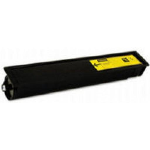 Toshiba T-FC30EY Toner Cartridge, E-STUDIO 2050C, 2051C, 2550C, 2551C - Yellow Genuine