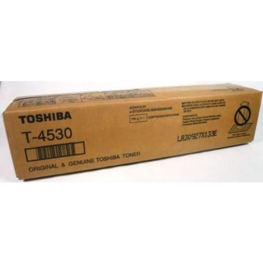 Toshiba T4530, Toner Cartridge- Black, 205L, 255, 305, 355, 455- Original