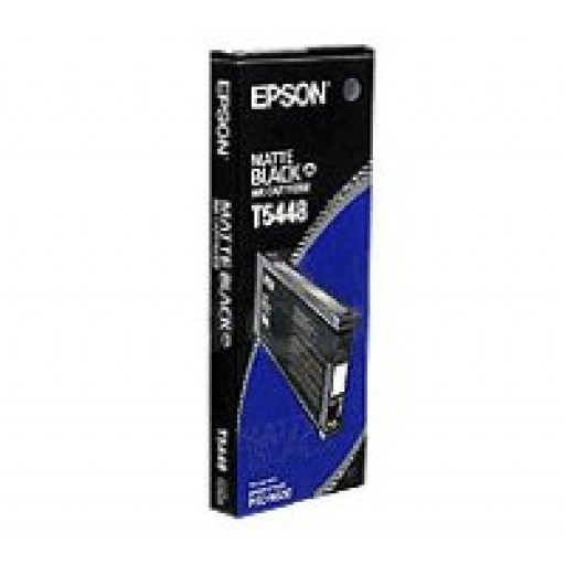 Epson T5448 Ink Cartridge - HC Matte Black Genuine