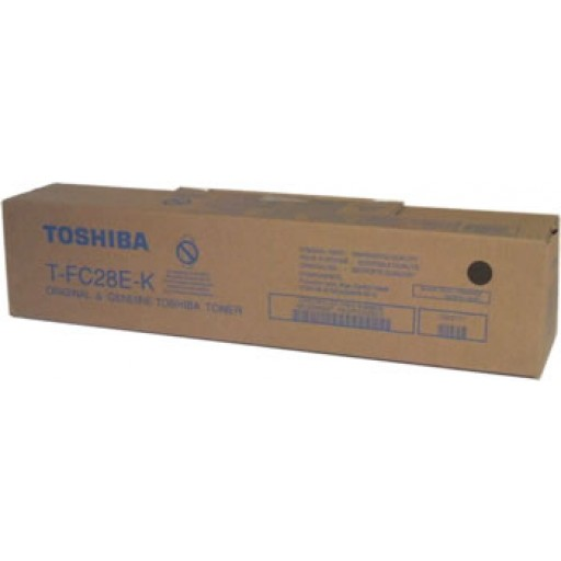 Toshiba T-FC28E-K, E-Studio 2330C, 2820C, 2830C, 3520C, 3530C, 4520C Toner Cartridge - Black Genuine