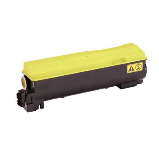 Kyocera Mita TK-570Y, Toner Cartridge- Yellow, FS-C5400DN- Genuine