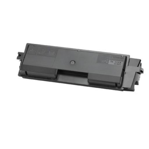 Kyocera TK590K, Toner Cartridge- Black, FSC2526, FSC2626, FSC5250- Genuine