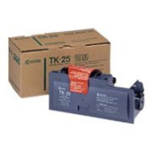 Kyocera Mita TK-25 Toner Cartridge - Black Genuine