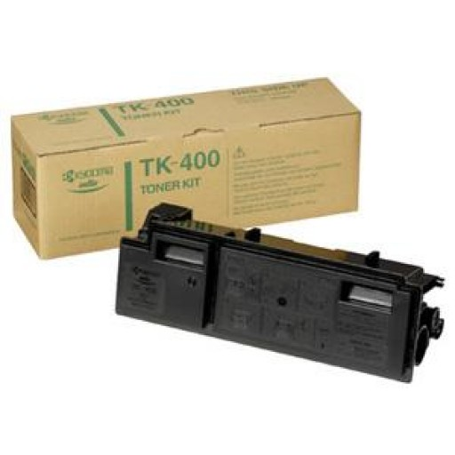Kyocera Mita TK-400 Toner Cartridge - Black Genuine
