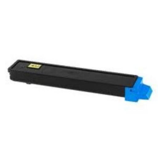 Kyocera TK8505C, Toner Cartridge- Cyan, Taskalfa 4550ci, 5550ci- Compatible