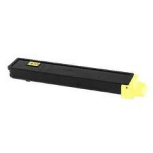 Kyocera TK8505Y, Toner Cartridge- Yellow, Taskalfa 4550ci, 5550ci- Compatible