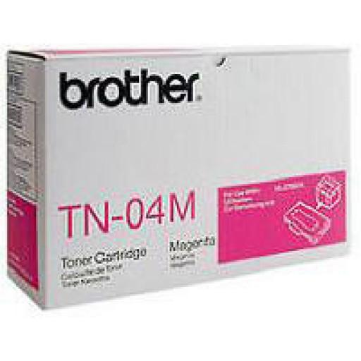 Brother TN-04M, Toner Cartridge Magenta, HL-2700CN, MFC-9420- Original