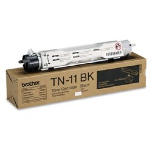 Brother TN-11BK Toner Cartridge - Black Genuine