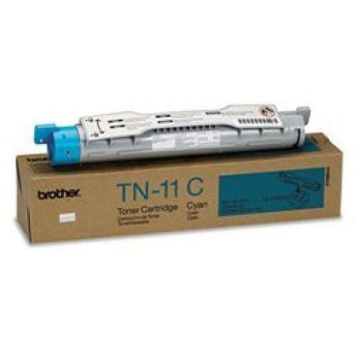 Brother TN-11C, Toner Cartridge Cyan, HL-4000CN- Original