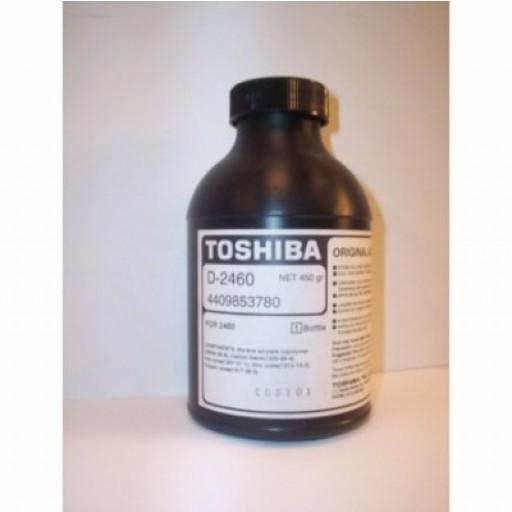 Toshiba 4409853780, D-2460 Developer, DP 2460, 2470, 2570, 3580 - Black Genuine