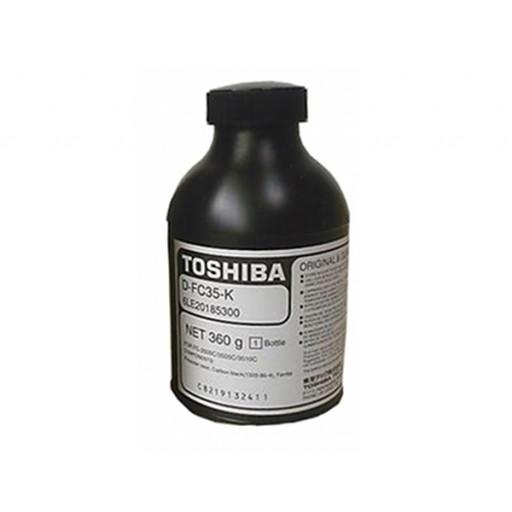 Toshiba D-FC35-K, Developer Black, E-Studio 2500C, 3500C, 3510C- Original