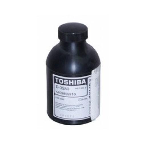Toshiba D3580 Developer, DP-3580 - Black Genuine