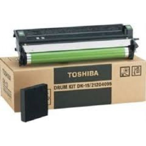 Toshiba DK15, 21204095 Drum Kit, DF120, DP120, DP125 - Genuine