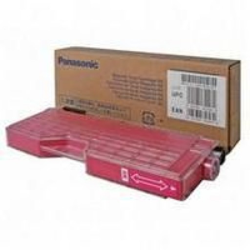 Panasonic KXPDPM6 Toner Cartridge, KX P8410, P8420 - Magenta Genuine