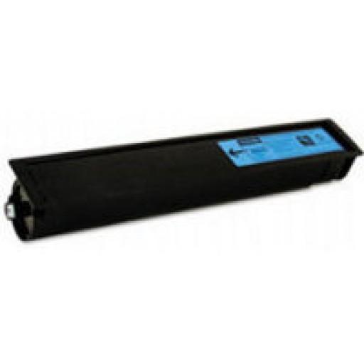 Toshiba T-FC30EC Toner Cartridge, E-STUDIO 2050C, 2051C, 2550C, 2551C - Cyan Genuine