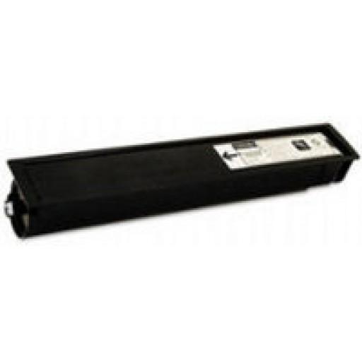 Toshiba T-FC30EK Toner Cartridge, E-STUDIO 2050C, 2051C, 2550C, 2551C - Black Genuine