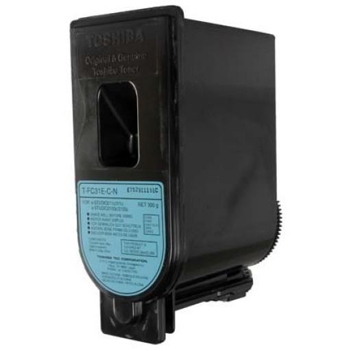 Toshiba T-FC311C Toner Cartridge, E-Studio 211C, 311C - Cyan Genuine