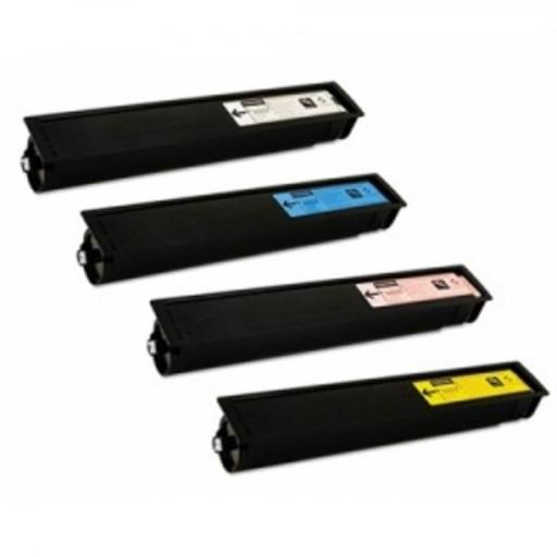Toshiba TFC25 Toner Cartridge, 2040C, 2540C, 3040C, 3540C, 4540C - Multipack Genuine