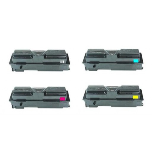 UTAX CDC 1965, CDC 1970 Toner Cartridge - Value Pack, Genuine