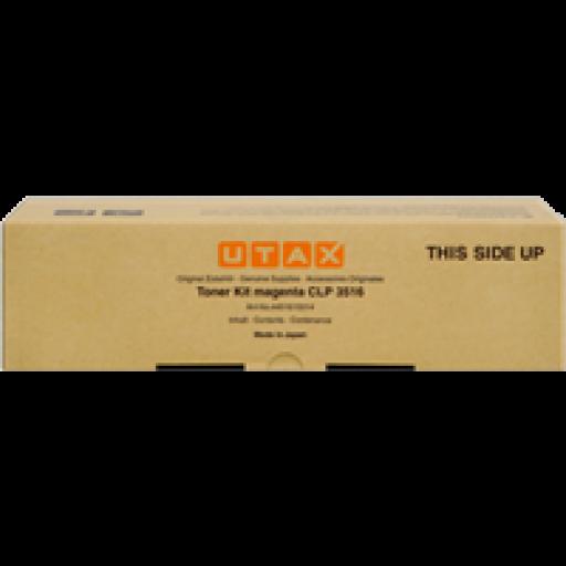 UTAX CLP 3516 Toner Cartridge - Cyan Genuine (4451610011)