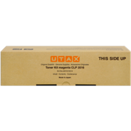 UTAX CLP 3516 Toner Cartridge - Yellow Genuine (4451610016)