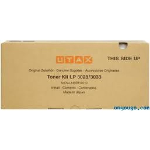 UTAX 4402810010, Toner Cartridge- Black, LP 3028, 3033- Original