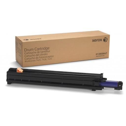 Xerox 013R00647 Drum Cartridge, WorkCentre 7425, 7428, 7435 - Genuine