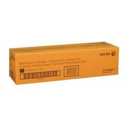 Xerox 013R00657, Drum Cartridge Black, WorkCentre 7120, 7125, 7220, 7225- Original