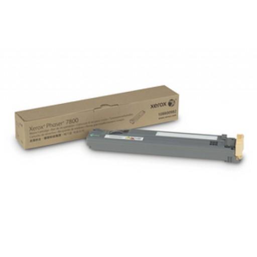 Xerox 108R00982 Waste Toner Cartridge, Phaser 7800 - Genuine
