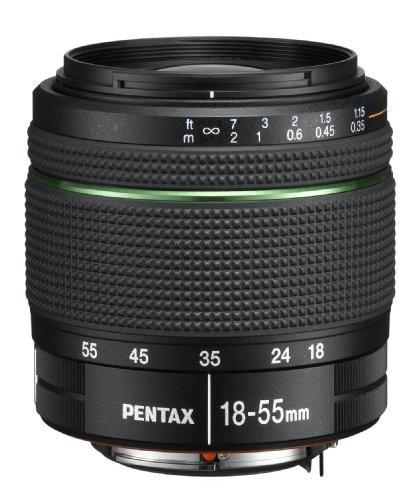Pentax Imaging 18-55mm Lens