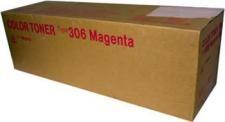 Ricoh 400493 Toner Cartridge Magenta, Type 306, AP305, AP306, AP505 - Genuine