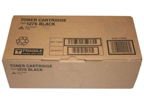 Ricoh 412641 Toner Cartridge Black, Type 1275, 1130L, 1170L - Genuine