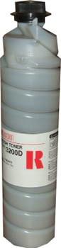Ricoh 885180, Toner Cartridge Black, Type 3200D, 340, 350, 450, AP4500- Original