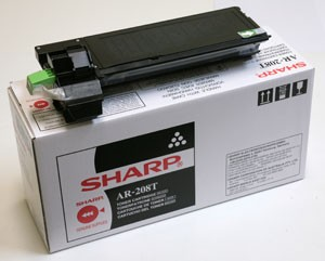 Sharp AR208T, Toner Cartridges Black, AR203E, ARM201- Original