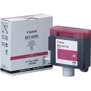 Canon W7200, W8200 BCI1411M Ink Cartridge - Magenta Genuine (7576A001AA)