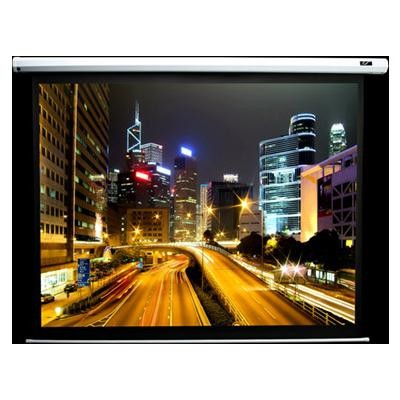 Elite M80NWV-WHITE Manual Pull Down Projection Screen