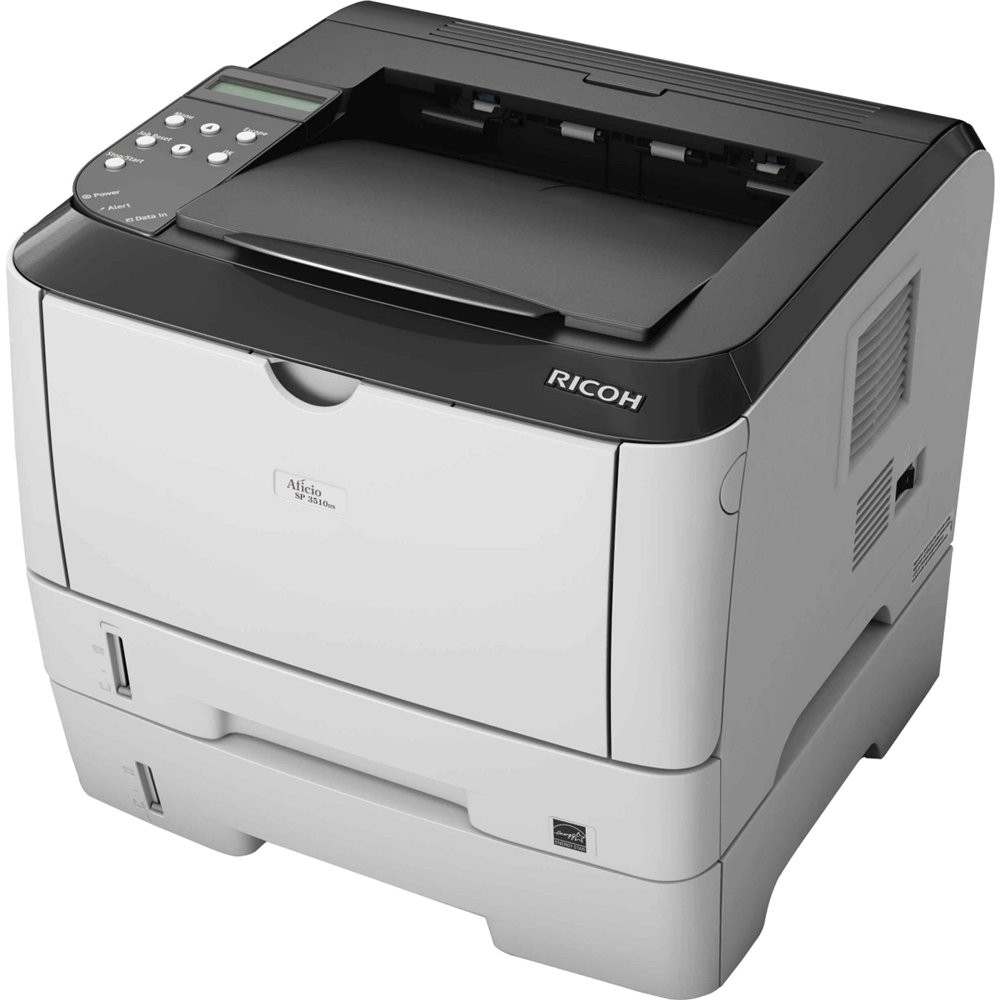 Ricoh Aficio SP 3510DN, B/W Laser Printer